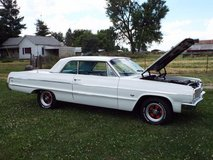 64 Chevy Impala - Price Drop!!! in Sugar Grove, Illinois