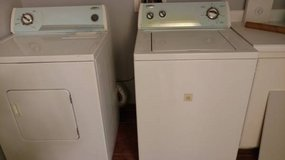 Whirlpool Washer and Gas Dryer Set in Lake Elsinore, California