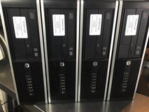 Lot of 11 HP Elite 6000 SFF in Naperville, Illinois