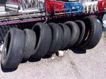 Used Tire in Fort Riley, Kansas