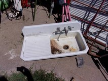 Large Kitchen Sink in Fort Riley, Kansas