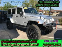 2012 Jeep Wrangler Unlimited Rubicon Ask for Louis (760)802-8348 in Camp Pendleton, California