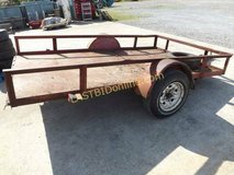 6 x 10 Trailer in Fort Campbell, Kentucky