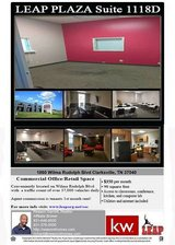 Suite 118D in Clarksville, Tennessee