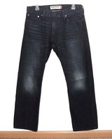 Levis 514 Slim Straight Denim Jeans Mens Tag Size 34x30 Measures 32 x 29 32x29 in Morris, Illinois