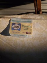 Sealy Precious Rest 120 Coil Crib and Toddler Mattress in Sacramento, California