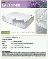 "New California King 8"" Mattress FREE DELIVERY in Vista, California"