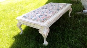 Antiqued Coffee Table in Orland Park, Illinois