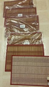 6 brand new bamboo placemats still in wrapper in Vista, California