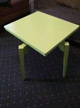 Wood Side / End Table Mid Century Modern in Camp Lejeune, North Carolina