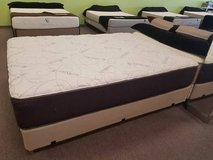 Queen & King Luxury HIGH DEFINITION Plush Latex Mattress w/ DELIVERY in Lockport, Illinois