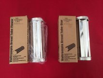 NEW PAMPERED CHEF FLOWER & STAR BREAD TUBES in Algonquin, Illinois