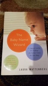 The baby name wizard book in Aurora, Illinois