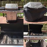 Char-Broil propane grill in Chicago, Illinois