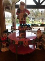 Pink and Chrome Display in Baytown, Texas