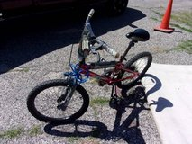 "Next 20"" Bicycle in Fort Riley, Kansas"