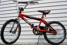 "BICYCLE 20"" BIKE BMX Next Boys Wipe-Out Red LIKE NEW! A BARGAIN AT in Naperville, Illinois"