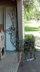 XL OUTDOOR REINDEER in Bolingbrook, Illinois