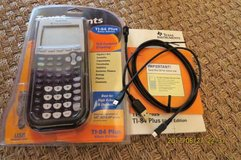 Texas Instruments TI-84 Plus Silver Edition in Perry, Georgia