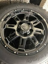 285/55R20 2017 tundra Factory wheel and tires in Kingwood, Texas