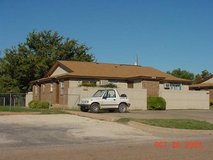 602 N Jefferson #B in Dyess AFB, Texas