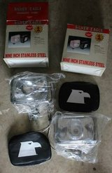 Silver Eagle 6 x 9 stainless steel off road lights in Yorkville, Illinois