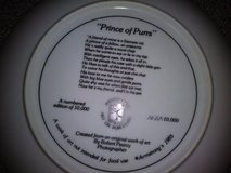 Prince of Purr collectible plate in Vacaville, California