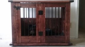 Custom pet kennel in Camp Lejeune, North Carolina