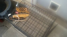Small Wire Pet Kennel in Vacaville, California