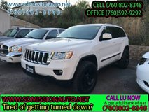 2012 Jeep Grand Cherokee Laredo Ask for Louis (760) 802-8348 in Camp Pendleton, California