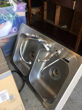 Kitchen Sink with Faucet in Wilmington, North Carolina