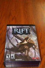 Rift PC DVD ROM Collector's Edition in Spring, Texas