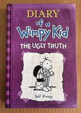 Diary of a Wimpy Kid The Ugly Truth Hard Cover Book  Age 8 - 12 * Grade 3rd - 7th in Joliet, Illinois