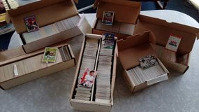 Lot Sports Trading Cards 5¢ each in Orland Park, Illinois