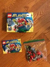 Lego Atlantis Wreck Raider - Retired set in Wheaton, Illinois