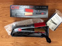 "Chi Turbo 1.5"" Ceramic Digital Flat Iron in Joliet, Illinois"