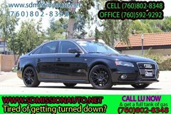 2012 Audi A4 2.0T quattro Premium Plus Ask for Louis (760) 802-8348 in Camp Pendleton, California