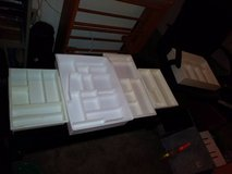 Various adjustable trays in Vacaville, California