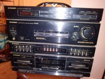 Pioneer RX 520 AM/FM Cassette and... I don't know everything on this. in Sacramento, California