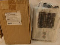 nwt tpi corp model 188t-asa portable white wall plug 1500 watt utility heater  00333 in Huntington Beach, California