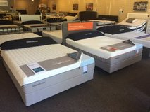 ***TEMPURPEDIC Display Models***Queen Size--SAVE $1300!!! in Beaufort, South Carolina