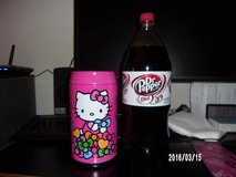"LICENSED ""HELLO KITTY"" TIN BANKS in Barstow, California"