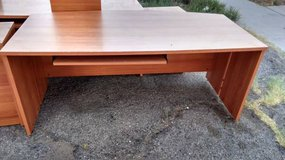 WORK/CRAFT DESKS, HUTCHES & OTHER OFFICE FURNITURE in Barstow, California