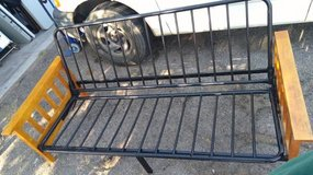 FUTON FRAME IN GOOD CONDITION in Barstow, California