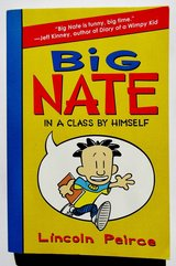 NEW Big Nate In A Class By Himself Paperback Book in Morris, Illinois