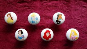 Six Disney Princess Drawer Pulls in Orland Park, Illinois