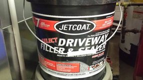 ***   JETCOAT DRIVEWAY FILLER AND SEALER in Elgin, Illinois