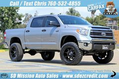 2014 Toyota Tundra SR5 Crewmax =LIFTED= in Oceanside, California