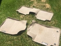 Husky liner floor mats/set in Pearland, Texas