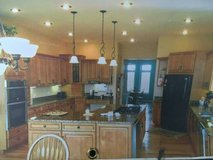 *BEAUTIFUL* HIGH QUALITY ~ HAAS CUSTOM KITCHEN CABINETS,GRANITE,SOME A in Naperville, Illinois